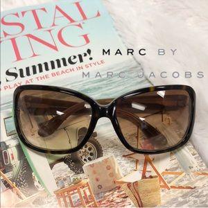 {Marc By Marc Jacobs} Tortoise Women's Sunglasses